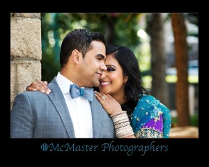 #YEG #McMasterPhoto #Wedding #Indian #EastIndian #Outdoors #Blue