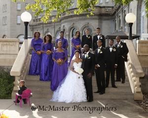 children and weddings #yeg #edmonton #yegwedding #wedding #boudoir #photographer #kids #fairmont #party #flowers